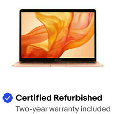 "Refurbished Apple MacBook Air 13.3"" with Retina Display (Core i7 16GB RAM 512GB"