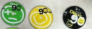 DISCO-90-3-x-CD-HIP-HOUSE-MAKINA-HI-NRG-EURO-HOUSE-EURODANCE-ELECTRONIC