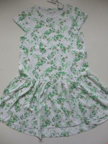 name it Kleid Sommerkleid Blätter NMF VIGGA Capsl DRESS 13161694 NEU