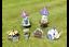 Fairy-Treehouse-Teapot-Sunflower-House-Wishing-Well-Metal-Garden-Decor-Ornament thumbnail 2