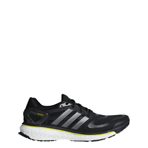 Image is loading Mens-Adidas-Energy-Boost-Black-Sport-Athletic-Running- 3397ab684