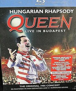 Queen-Live-in-Budapest-NEW-3-Disc-Set-Blu-ray-2-CDs-Concert-1986-last-tour