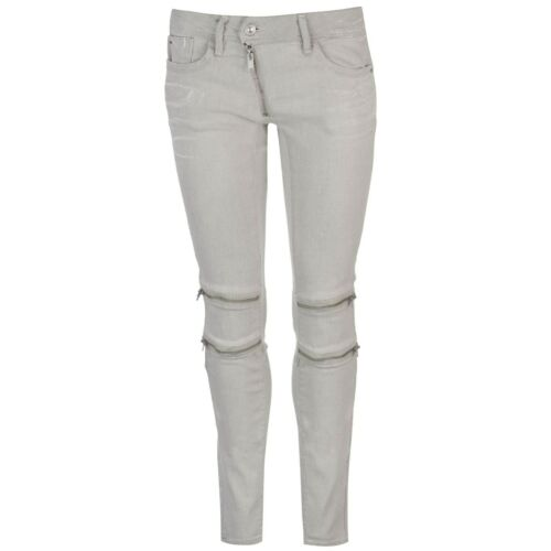 Womens G Star Lynn Custom Mid Skinny Jeans Lightweight New