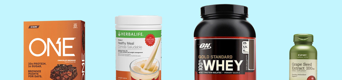 Shop Event Find Your Fitness Goal and Fuel It Up to 50% off GNC, Herbalife, more.