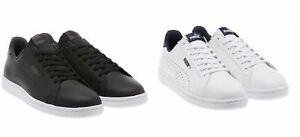 Image is loading PUMA-Men-039-s-Smash-Leather-Classic-Sneaker- 390554130