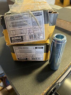 DEWALT ENGINEERED BY POWERS PFM2101720 Drop-in Anchor Setting Tool,Steel