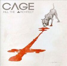 Cage - Kill The Architect (Audio CD October 22, 2013) NEW