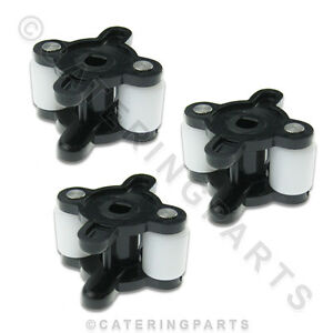 GERMAC-PD3387-PACK-OF-3-X-REPLACEMENT-PINCH-TUBE-ROLLERS-DETERGENT-RINSE-PUMP