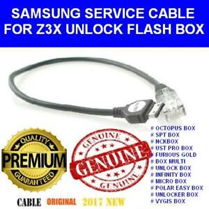 Details about SAMSUNG J750 UST PRO OCTOPUS MICRO FURIOUS Z3X BOX UNLOCK  UNLOCKING FLASH CABLE
