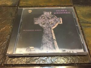BLACK-SABBATH-HEADLESS-CROSS-CD-Jewel-Case-Rare-1989-Sabbath-IRS-NEW-SEALED