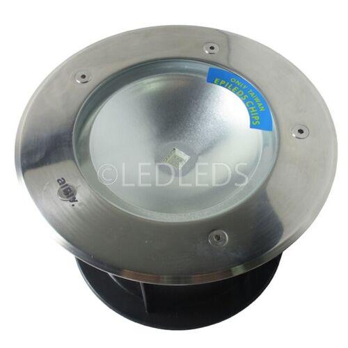 FARETTO SEGNAPASSO CALPESTABILE LED COB 30W RESA 300W IP67 LUCE NATURALE 4000K