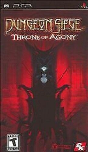 Dungeon Siege : Throne Of Agony ( Sony PSP , 2006 )