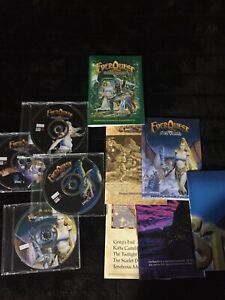 Everquest PC Gold Edition 4 Disc Set incomplete-Disc