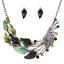 Fashion-Crystal-Necklace-Bib-Choker-Chain-Chunk-Statement-Pendant-Women-Jewelry thumbnail 75