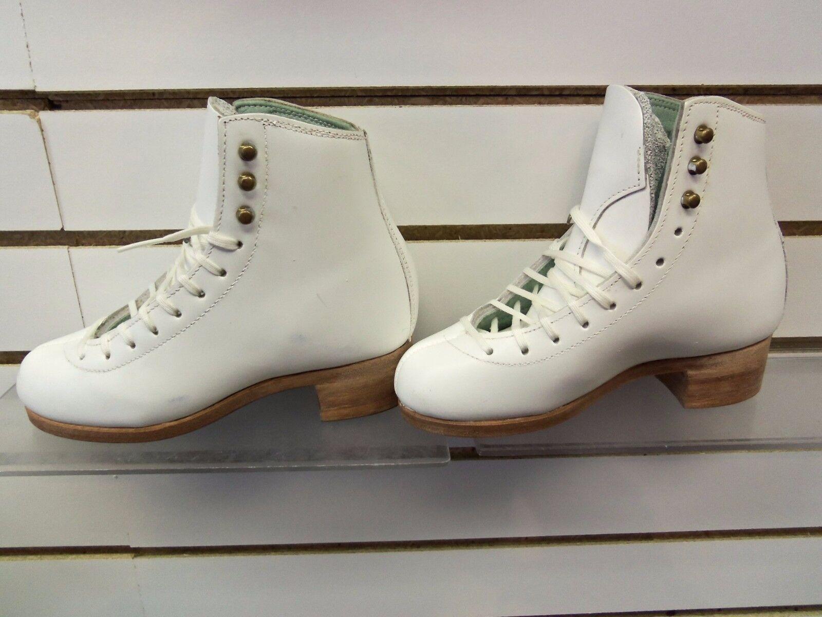 Sp-Teri Pro Teri Girls sz 1 AA  White Boot  low prices