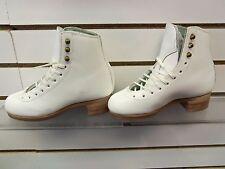 Sp-Teri #30 Pro Teri Girls sz 1 AA White Boot