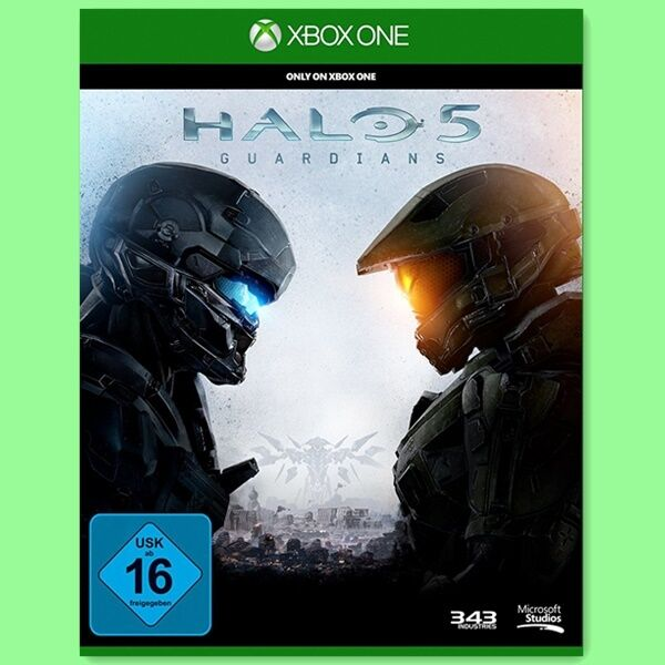 Halo 5 V Guardians Xbox One volle Spiel Download Code - Microsoft Game Key EU DE