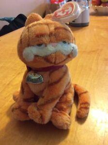 Ty-Beanie-Buddy-Garfield-Soft-Toy-T3