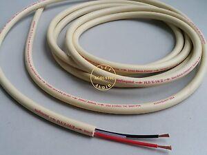audio speaker cable wiring hifi aq flx x 14 2 copper speaker cable wire diy audio ebay  aq flx x 14 2 copper speaker cable wire