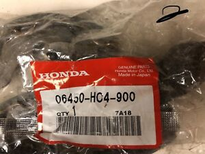 Honda OEM Part 06450-HC4-900 (INCLUDES 4 SHOES) New sealed