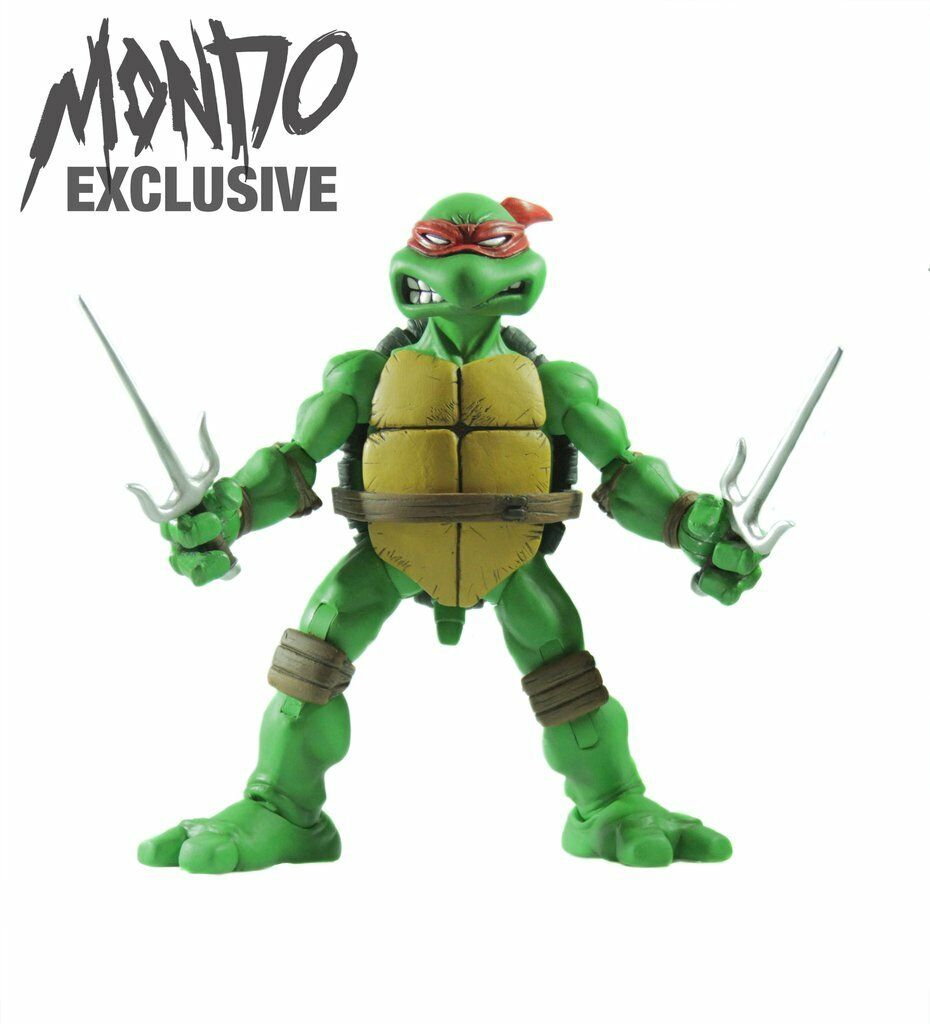 Figurine Raphael - Mondo Exclusive - NEUF