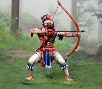 Collectors Showcase American Revolution Cs00889 Iroquois Indian Firing Bow