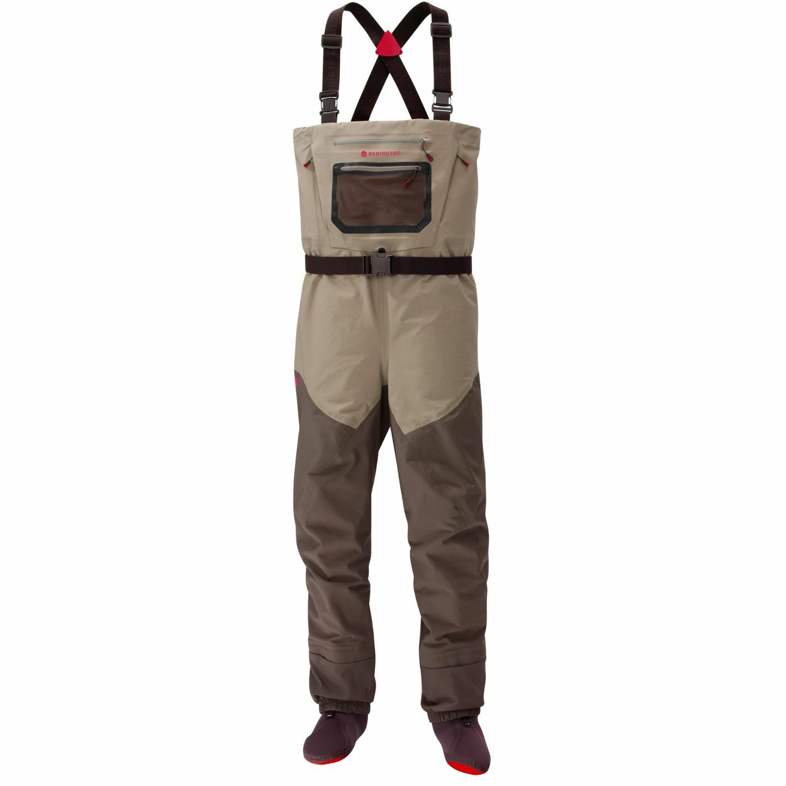 Redington Sonic-Pro HD Waders with no tax and free shipping