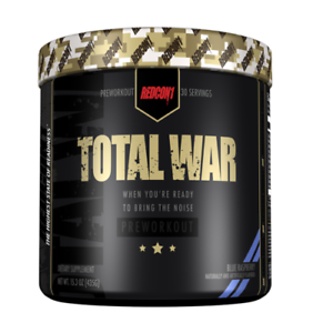 Redcon1-TOTAL-WAR-Pre-Workout-Insane-Energy-New-Formula-ALL-FLAVORS-FREE-SHIP