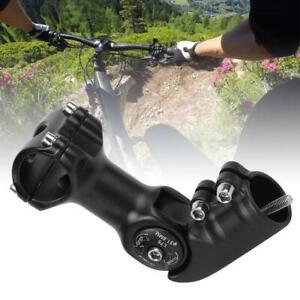 Adjustable MTB Bike Bicycle Handlebar Riser Aluminum Alloy Cycling Stem Extender
