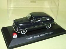 FORD VEDETTE 1950 Bleu Foncé NOSTALGIE NO042