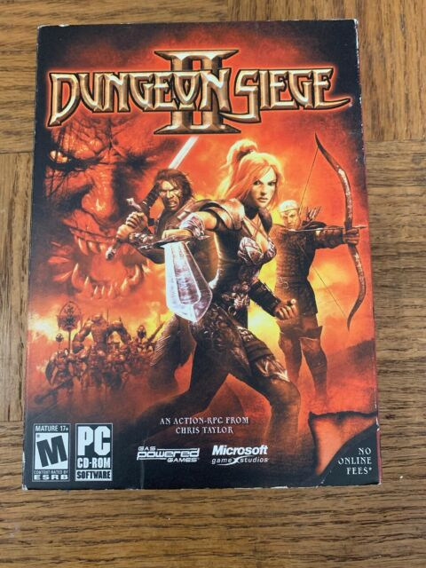 Pc game - dungeon siege 2_by.the.softerist.iso retardo and the iron golem 2 game