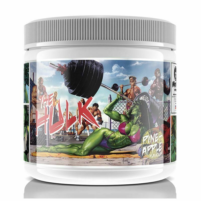 Mad Ape Nutrition THE HULK - Limited Edition (EU) 388g - Pineapple