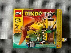 5883 LEGO Dino Tower Takedown