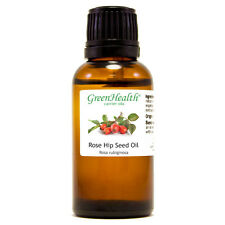 1 fl oz Rose Hip Carrier Oil (100% Pure & Natural) - GreenHealth