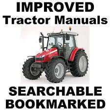 massey ferguson tractors shop service repair manual mf 3600 3670 rh ebay com Massey Ferguson Service Manual massey ferguson 3690 manual pdf