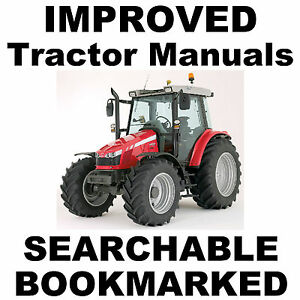 massey ferguson 5400 5425 5435 5445 5455 5460 5465 dyna 4 tractor rh ebay com massey ferguson 5445 operator's manual massey ferguson 5445 parts manual