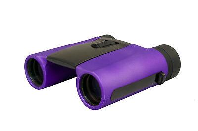 8x25 Binocolo Levenhuk RAINBOW BLACK TIE-BAK4 MULTISTRATO Impermeabile Compatto