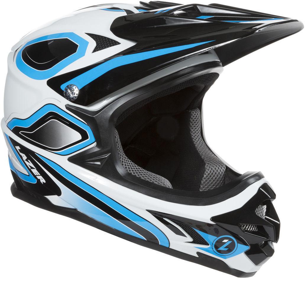 Lazer Phoenix Plus Full Face Helmet   bluee White SM  save up to 50%