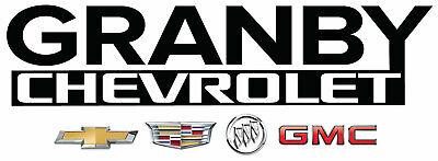 Granby Chevrolet Buick GMC