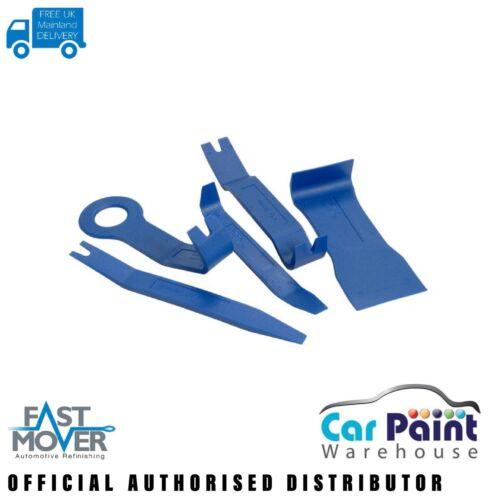 Fast Mover Plastic Trim Removal Kit 5pc FMT5945 Trim Removing Tools