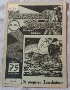 Vlaamsche-Filmkens-N-570-De-Purperen-Zeeschuimer-Averbode