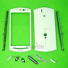 White Full Housing Cover Case For Sony ERICSSON MT15i MT11i Xperia Neo MT15 MT11