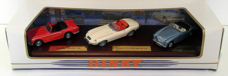 Dinky 1 43 Scale Diecast DY-903 - Classic British Sports Cars Series 2