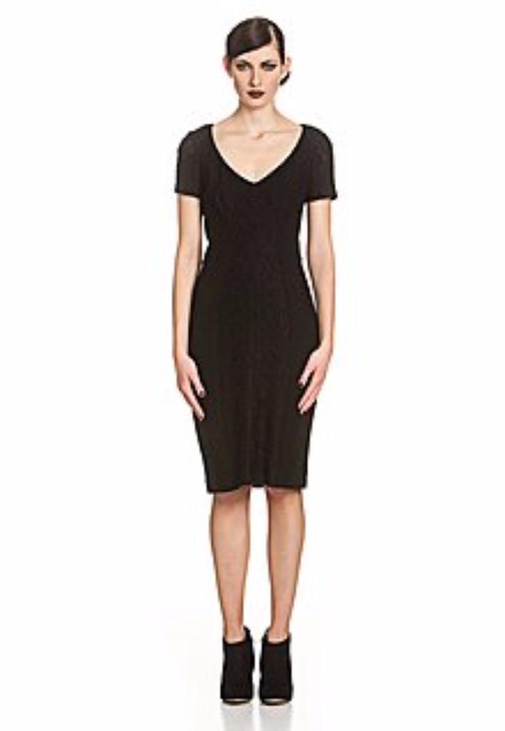 WOW  Exklusives Kleid von Mariela Burani in Schwarz XS LP
