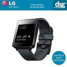 Genuine LG w100 G SMART Watch Android Wear Acqua & antipolvere