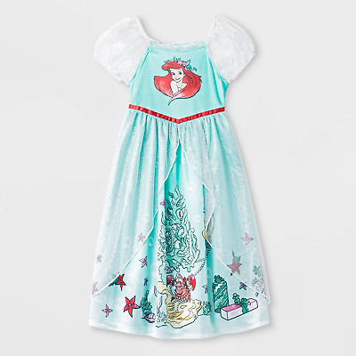 Disney Toddler Belle Princess Nightgown Size 4T NWT