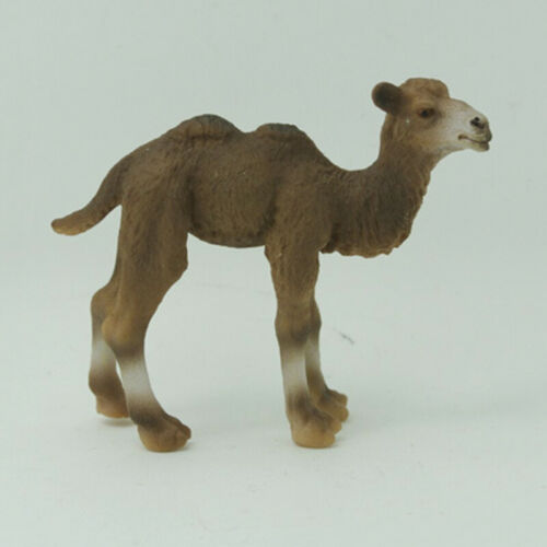 Model Camel Toy Figurine Decor Kids Gift Home Decoration High Quality Durable