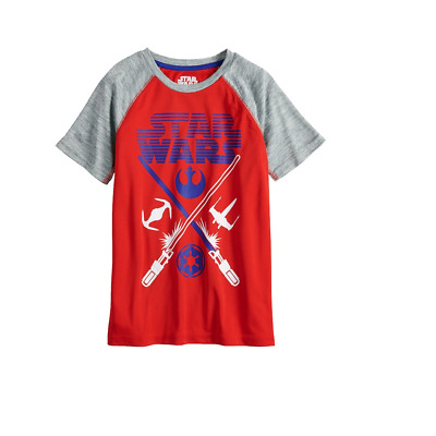 Boys 4-12 Jumping Beans Star Wars Graphic Tee Size 4 Retail $14.99