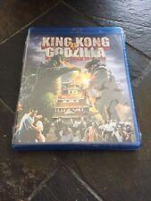 King Kong Vs. Godzilla (Blu-ray Disc, 2014) Brand New!