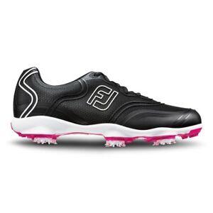 wholesale dealer d8fda c9776 FootJoy Ladies Aspire Golf Shoes Black 8.5 Medium